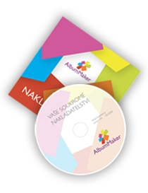 Stáhněte si zdarma software albummaker pro tvorbu fotoknih