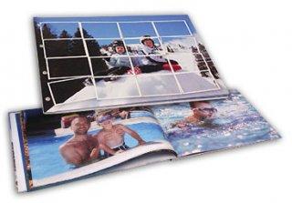Fotokniha - portfolio je kniha velkého formátu, sestavená z